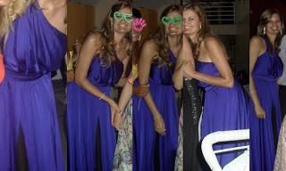 Os vestidos da Formatura de Carla e Ju