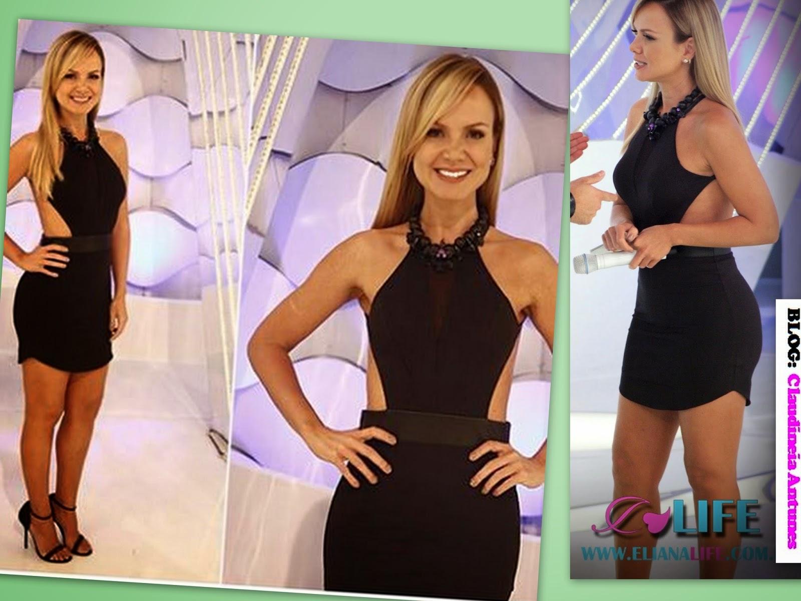 Vestido Eliana 14-09-2014 / Interpretação e Modelagem