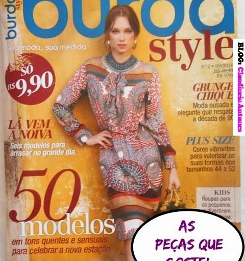 Revista Burda de Setembro