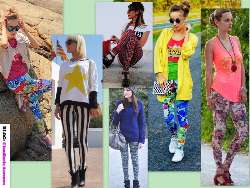 Legging Nunca Saia de Moda /Molde Gratis