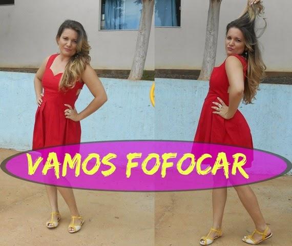 Vamos Fofocar | Tecnotextil | Blog Vip | Cantinho Novo #1