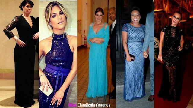 Casamento de Preta Gil e Rodrigo - vestido Noiva e Madrinhas