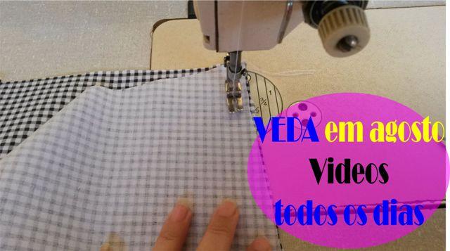 Vai ter VEDA em Agosto- Videos Todos os Dias #31videos