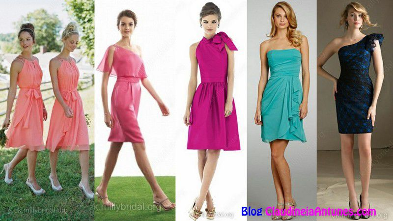 Bridesmaid Dresses UK – Vestidos Para Madrinhas