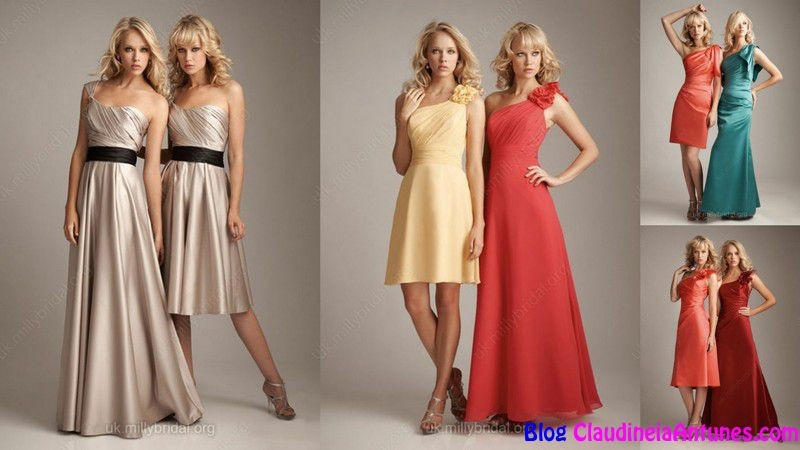Bridesmaid Dresses UK6