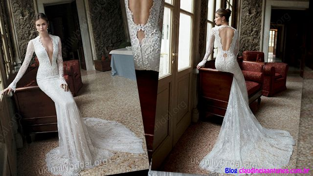 Wedding Dresses UK-  Vestidos de Noiva
