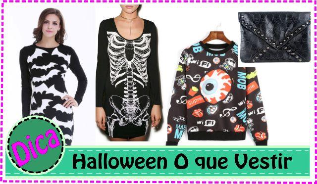 O que vestir no Halloween – Closet da Shein