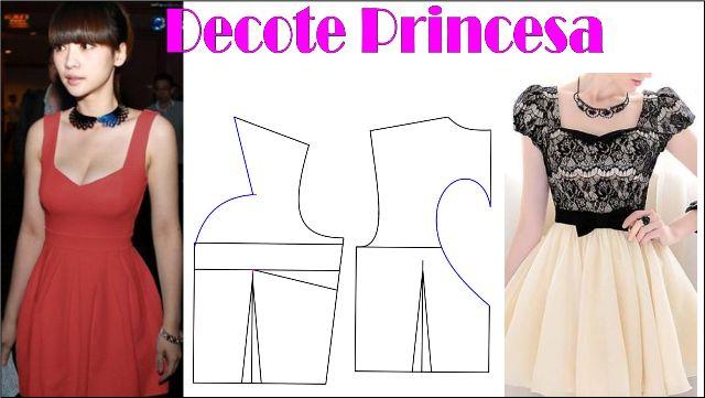Aula Modelagem Decote Princesa