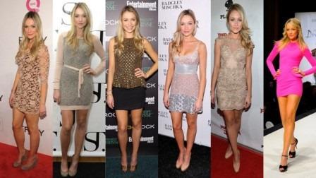 Modelos de Roupas Katrina Bowden