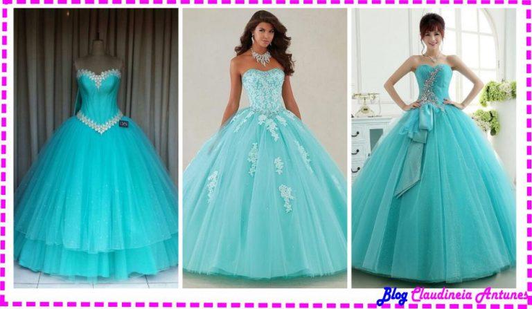 Modelos de Vestidos Tifany
